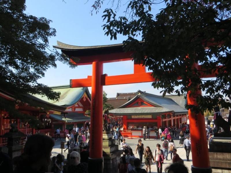 Inari-Kyoto-Giappone