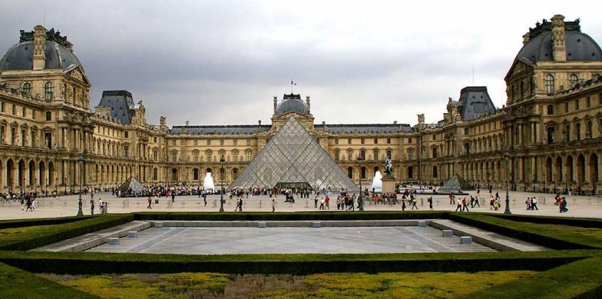 Museo-del-Louvre-Parigi