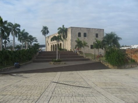Alcazar-de-Colon-Santo-Domingo