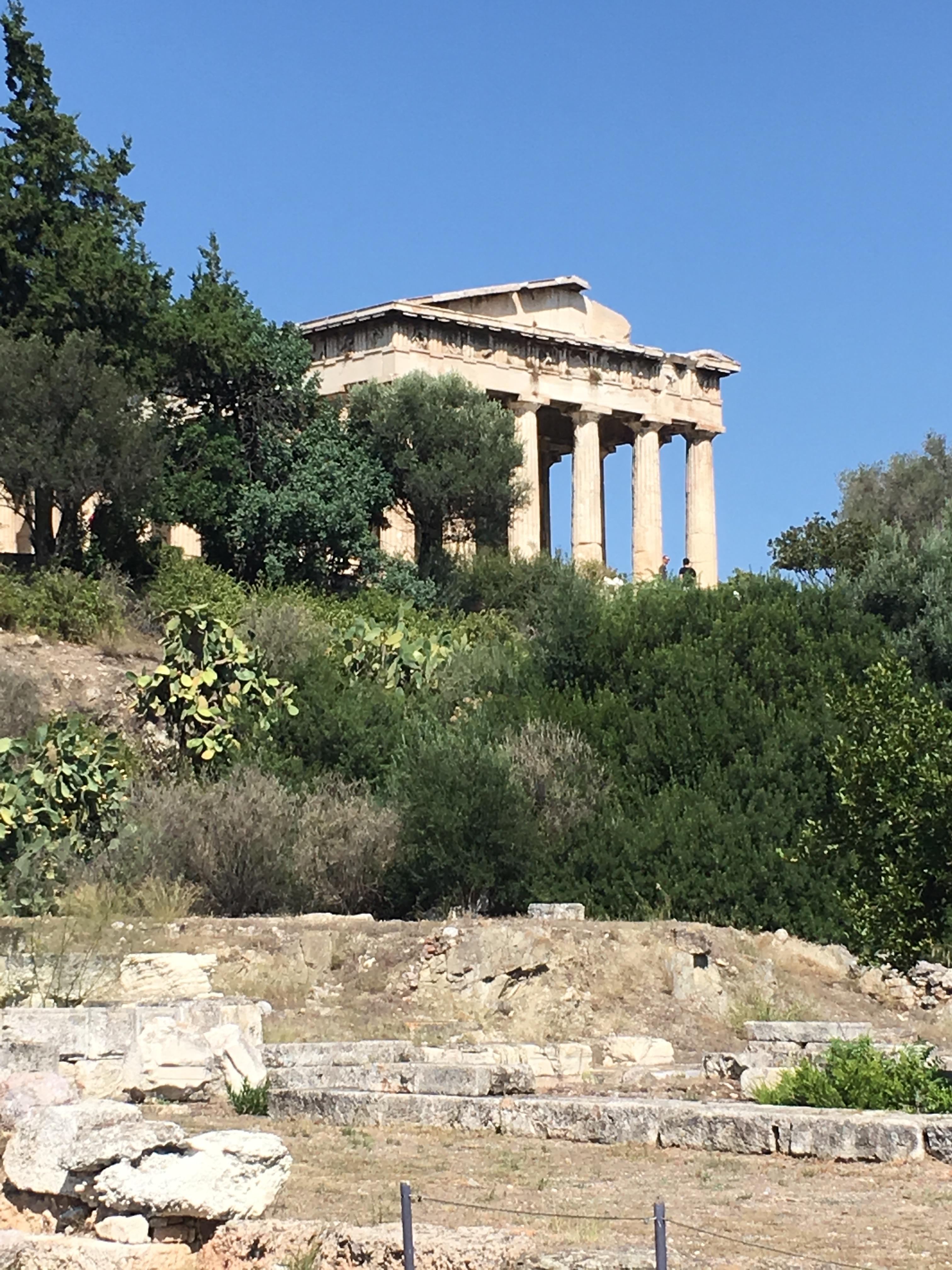Antica-Agorà-Atene