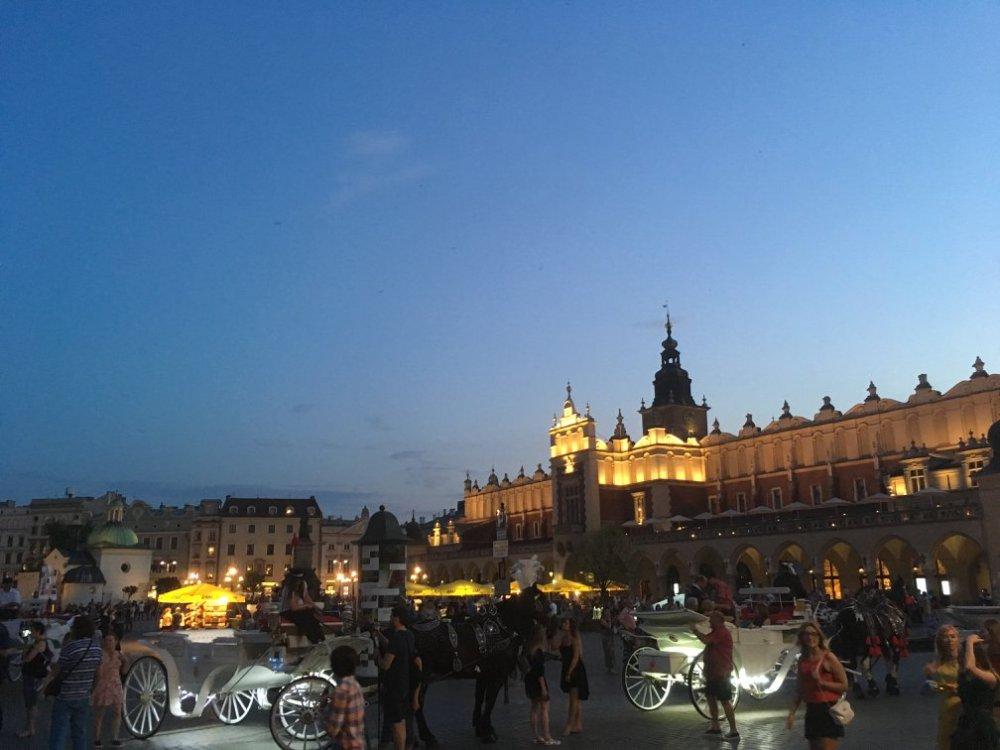 Rynek-Cracovia