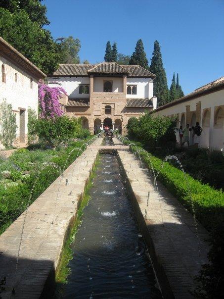 Generalife-Alhambra-Granada