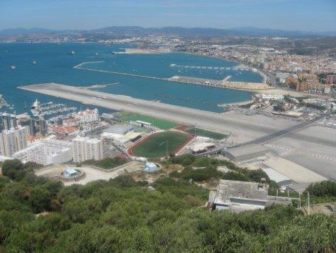 Gibilterra-aeroporto