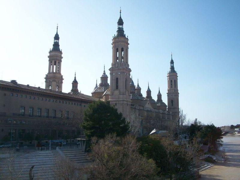 Saragozza-cattedrale