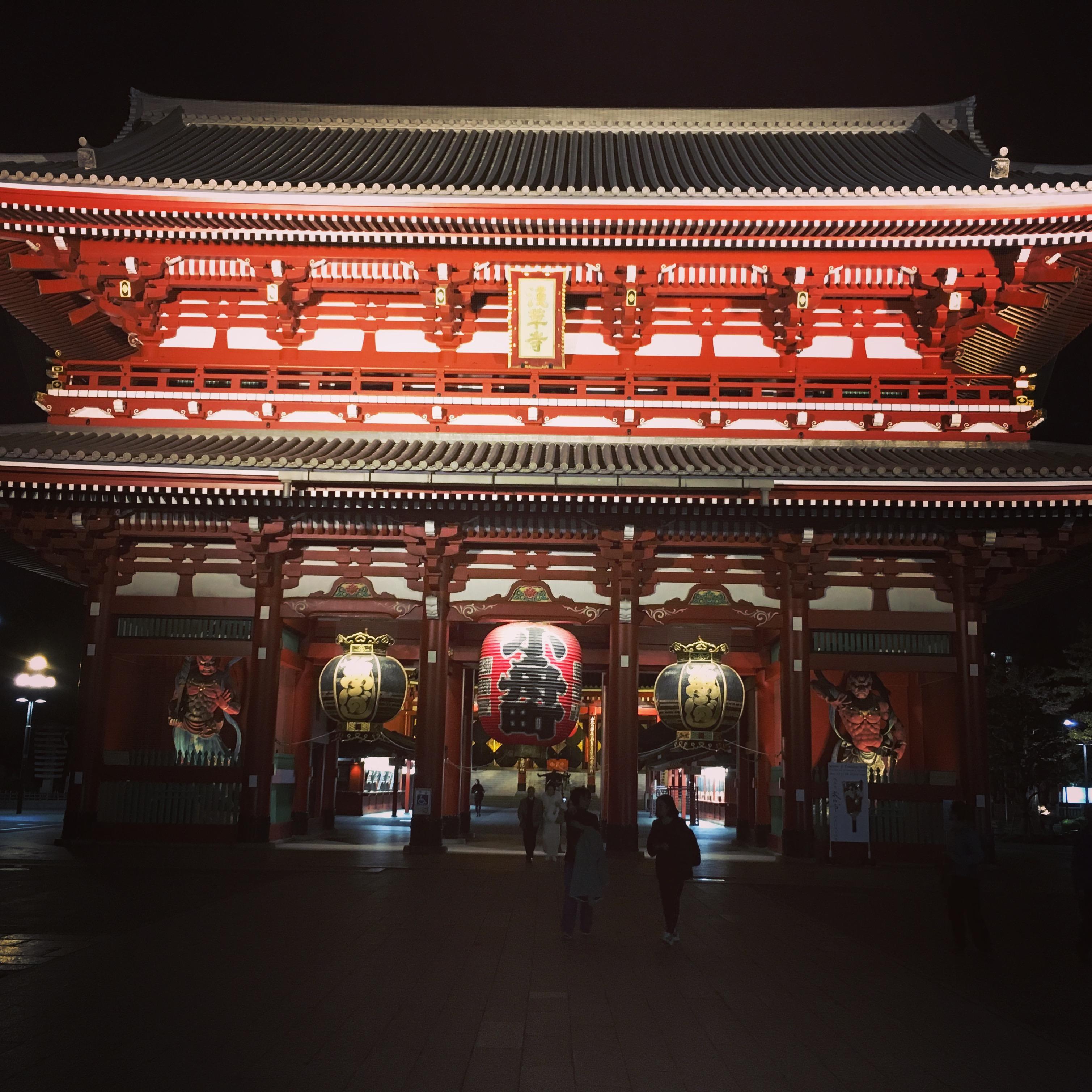 Kaminarimon-Tokyo-Asakusa-Giappone