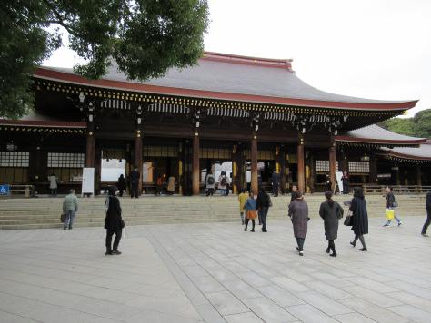 Meiji-Jingu-temple-Ueno