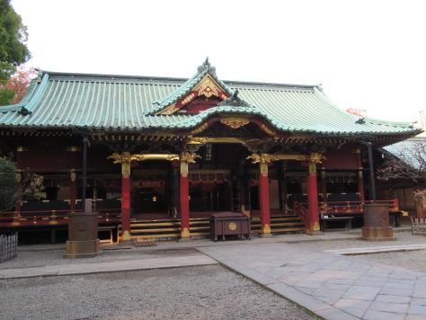 Nezu-Jinja-Tokyo-Giappone