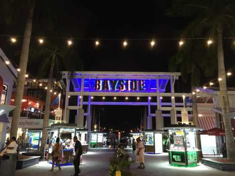 Bayside-Miami-downtown