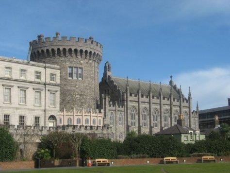 Castello-Dublino-Irlanda
