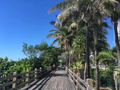 Miami-promenade-Florida