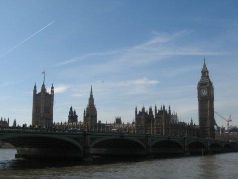 Westminster-Big-Ben-Londra