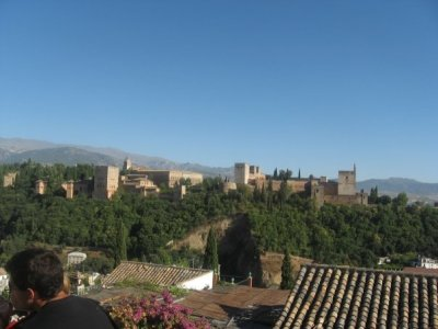 Alhambra-Granada-panorama