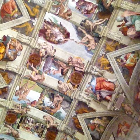 dipinti-cappella-sistina