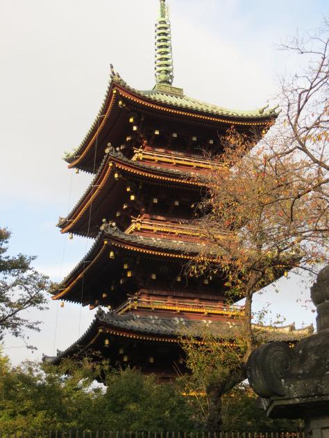 pagoda-ueno-parco-tokyo
