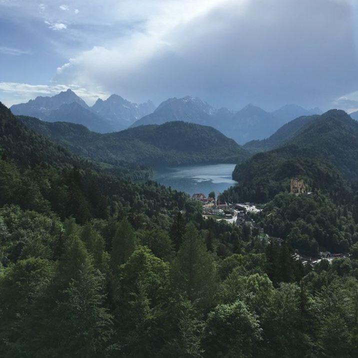 panorama-dal-castello-neuschwanstein