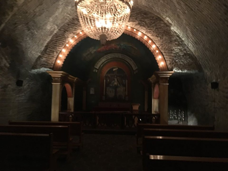 Chiesa-scavata