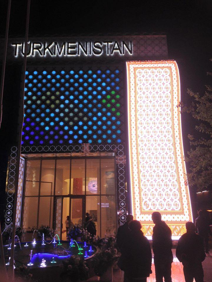 Padiglione-Turkmenistan