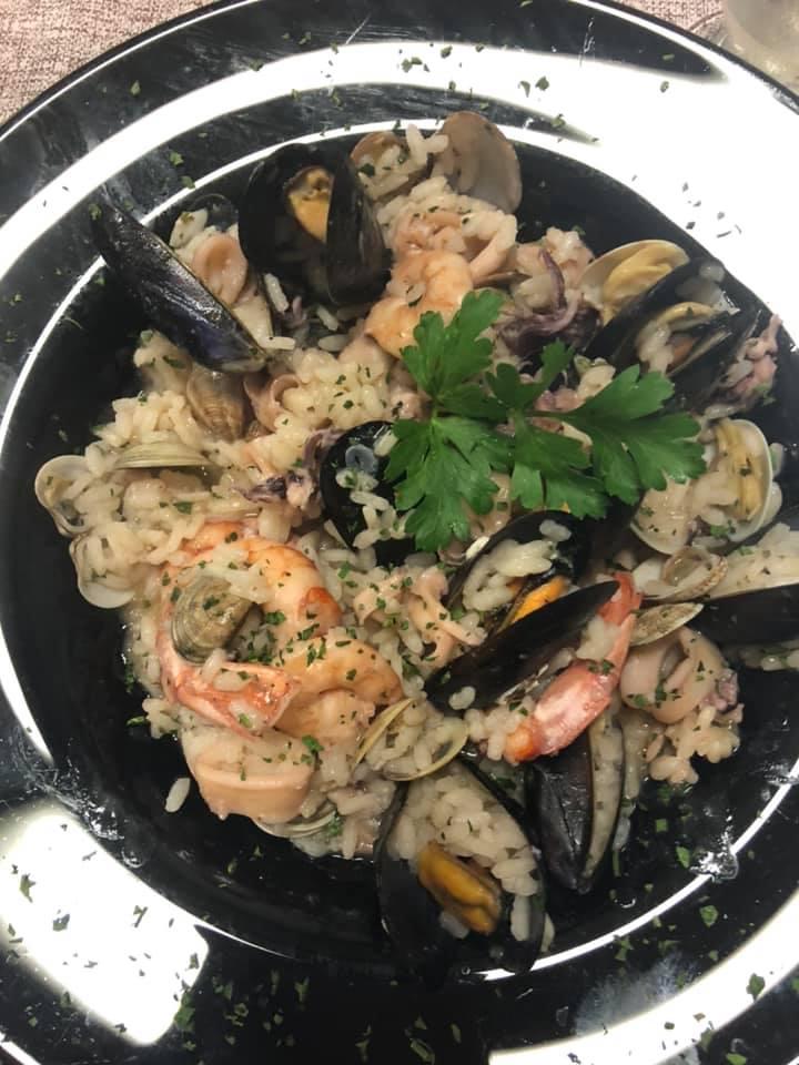 Riso-frutti-mare-ristorante-romea-camping