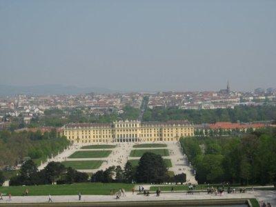 Schonbrunn-palazzo