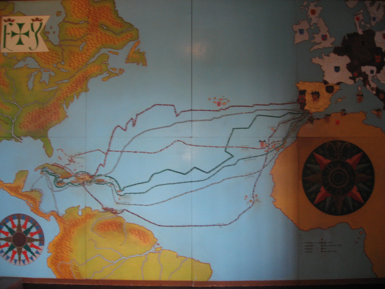 mappa-viaggi-colombo