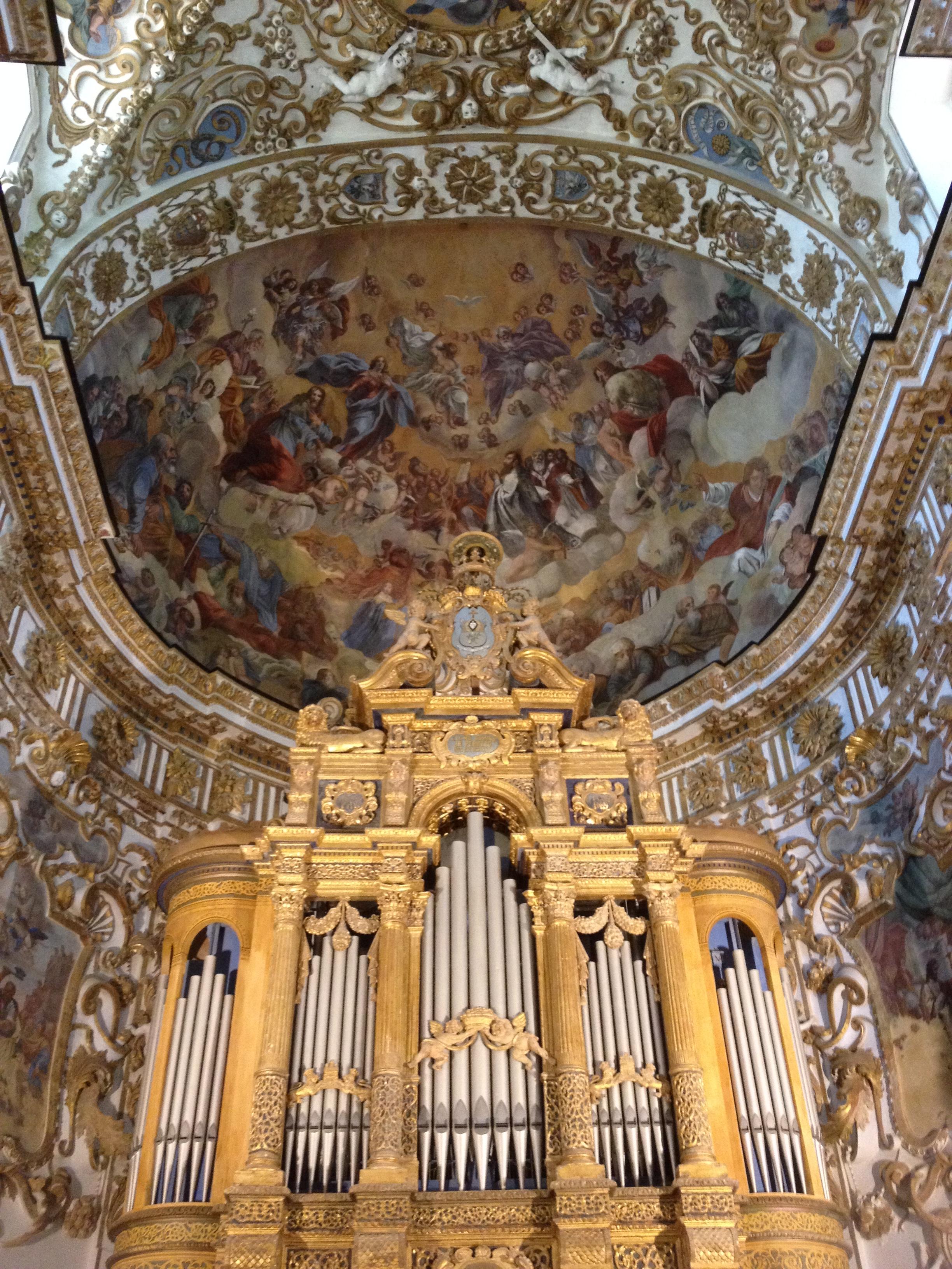 organo-chiesa-agrigento