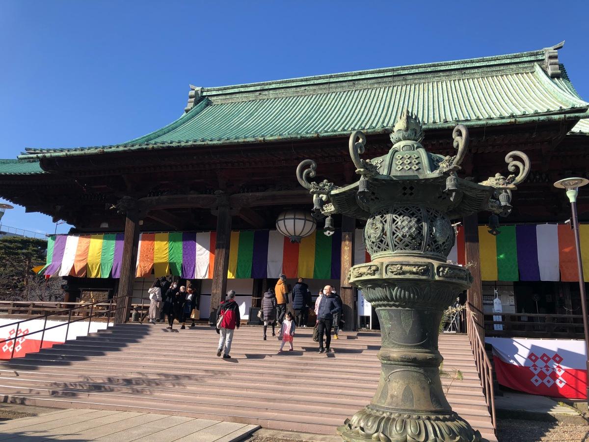 tempio gokokuji